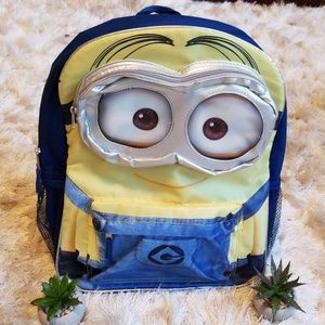 💥Despicable Me Minion Backpack!💥